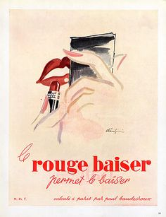 Rouge Baiser  1947
