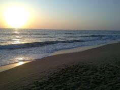 Atardecer Playa de La Mangueta