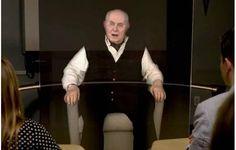 Boadica - Notícias - Cientistas criam holograma em 3D capaz de ´conversar´ com pessoas