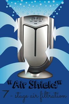 For a budget air purifier - this one covers everything! Dust, molds, allergens, bacteria, viruses, odors, pet dander, dust mites and the list goes on. http://justairpurifiers.com/air-shield-multi-filter-air-purifier/ #clean #air #ChemicalFree