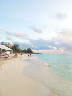 Seven Mile Beach in Grand Cayman Can't wait to go back!!!!!
