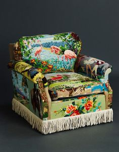 I really want a tea-towel chair