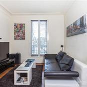 Vente appartement 3 pièces Paris 20ème - appartement F3/T3/3 pièces 47,4m² 352500€