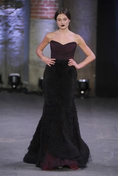 Christian Siriano RTW Fall 2012