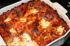 spinach cream cheese lasagna