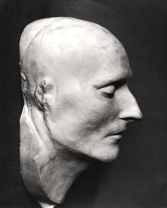 Napoleon Bonaparte death mask