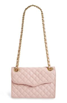 Rebecca Minkoff 'Mini Quilted Affair' Convertible Crossbody Bag available at #Nordstrom
