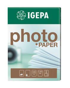 Igepa Photo Paper Matt coated 230g/m² DIN-A4 100 Blatt