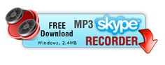 MP3 Skype Recorder per registrare le nostre conversazioni Skype gratis