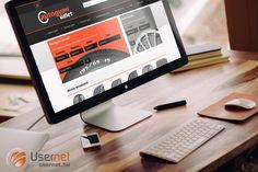 Autógumiüzlet.hu weboldala