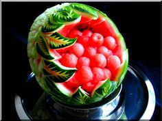 Watermelon, beautiful watermelon