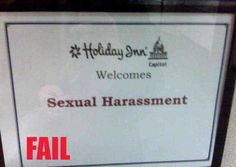the bad conference signs dont ever get old....#epiceventfail