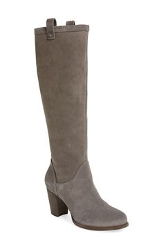 UGG® 'Ava' Tall Water Resistant Suede Boot (Women) available at #Nordstrom