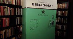 biblio-mat-automatic-book-dispenser