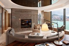 Hotel ICON in Hong Kong | HomeDSGN, a daily source for inspiration and fresh ideas on interior design and home decoration.