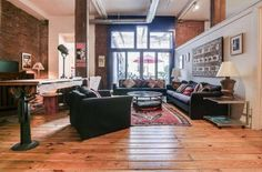 This Industrial, Yet Cozy, Loft Asks $380k in Northern Liberties - On The Market - Curbed Philly