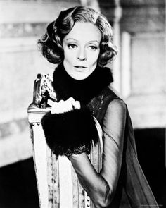 Maggie Smith: Some people are ageless. This woman is.