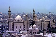 Le Caire, mosquée Mohammed Ali