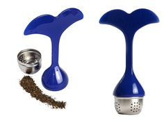 Whale Tail In-Cup Loose Leaf Tea Strainer Infuser Device /UK