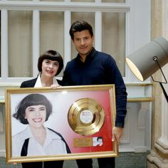 MM DISQUE D 'OR SONY 2