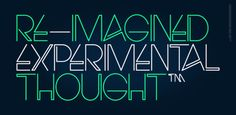 Over 30 Examples of Cool Typography   Part 9 - UltraLinx