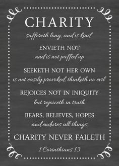 Charity October 2015 VT Message
