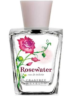 Rosewater Crabtree & Evelyn  My favourite perfume I wore on my wedding day... my scent