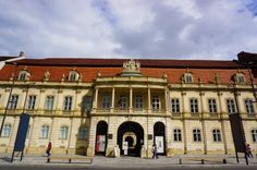 There's something electric and untold about Cluj-Napoca - Backpack Globetrotter Romania, Palace, Backpack, Louvre, Mansions, Architecture, House Styles, Building, Travel