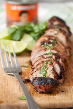 Best Easter Dinner Recipes - Chipotle Honey Lime Pork Tenderloin - Easy Recipe Ideas for Easter Dinners and Holiday Meals for Families - Side Dishes, Slow Cooker Recipe Tutorials, Main Courses, Traditional Meat, Vegetable and Dessert Ideas - Desserts, Pies, Cakes, Ham and Beef, Lamb - DIY Projects and Crafts by DIY JOY http://diyjoy.com/easter-dinner-recipes