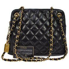 Chanel Classic Lambskin Shoulder Bag