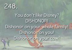 Disney memes, Mulan