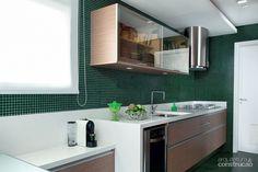 9 cozinhas repletas de cor - Casa