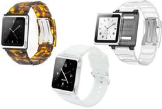 Six Incredible Accessories That Multitask in a Major Way - iPod nano watch