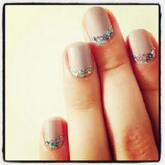 :: Nails, #Sparkle and #Shine