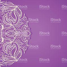 Streszczenie tło, Rama koronki obramowania wzór zaproszenie Wzór karty z życzeniami, stockowa ilustracja wektorowa royalty-free