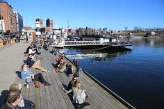 N? er Oslo p? shoppingtoppen