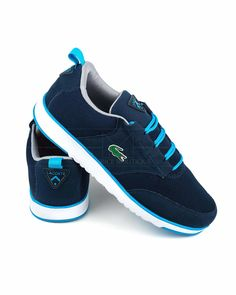 LACOSTE SHOES Zapatillas Lacoste - Light Azul 4aeebdc4070