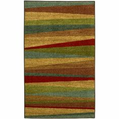 Mohawk Home New Wave Mayan Sunset Printed Rug  26x310  Sierra >>> Click on the image for additional details.-It is an affiliate link to Amazon.