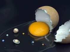 solar system. Mundo psicodélico.