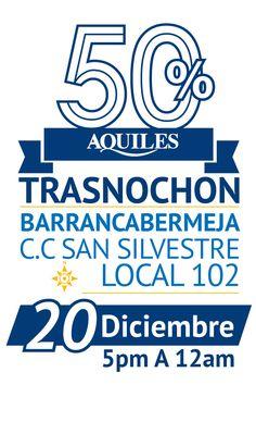 Gran Trasnochon C.C. San Silvestre - Barrancabermeja. El 20 de Diciembre de 2014 de 5pm A 12am. Calm, Marketing, Artwork, Hotels, Tents, Saint Nicholas, December, Turismo, Work Of Art
