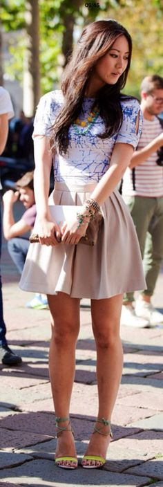 Spring/Summer Chic Style