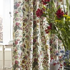 Prestigious Textiles have been designing beautiful interior fabrics and wallpapers for over 30 years. Choose from the UK's widest range of upholstery, cushion and curtain fabrics. Made To Measure Blinds, Prestigious Textiles, Textile Fabrics, Curtains With Blinds, Curtain Fabric, Design Consultant, Flourish, Floral Prints, Weaving