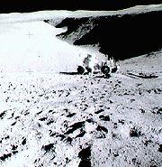 Volcanoes on the Moon