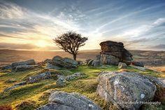 Howell Tor, Dartmoor. Jonathan Neale Photography