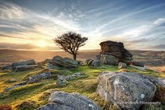 Howell Tor, Dartmoor. Jonathan Neale Photography