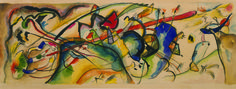 Kandinsky: A Russian-born German Expressionist by | The Experiment ...