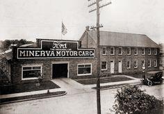 Minerva Motor Car Co. Built in 1910
