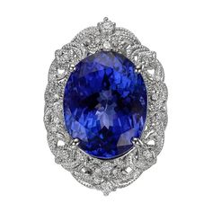 Gem Diamonds, Silver Diamonds, Tanzanite Jewelry, Diamond Jewellery, Diamond Tops, Eternity Ring Diamond, Love Ring, Cocktail Rings, Gemstones