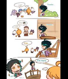 Anime Art Girl, Anime Guys, Cute Baby Cats, Albedo, Star Vs The Forces Of Evil, Anime Style, Funny Cute, Art Blog, Memes