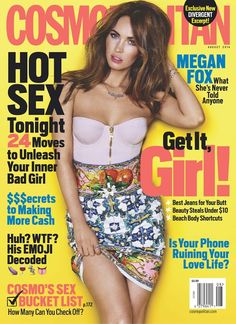 Megan Fox is back and better than ever.